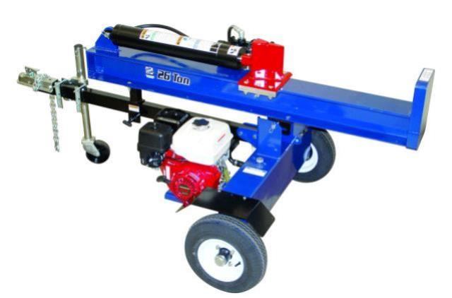 Where to find LOG SPLITTER in Antioch
