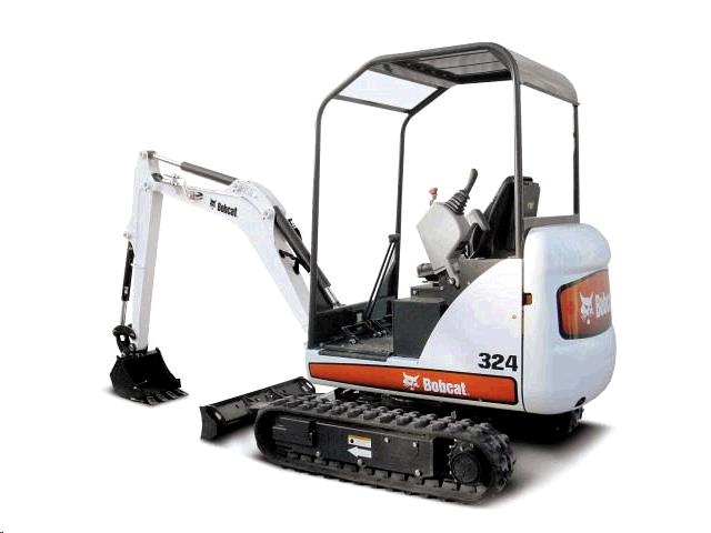 Where to find EXCAVATOR, COMPACT 3300-4300LB. in Antioch