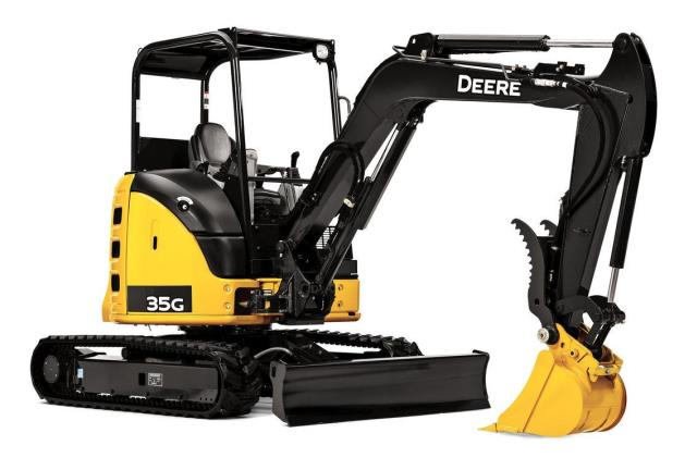 Where to find EXCAVATOR, COMPACT 7000-7500LB. in Antioch