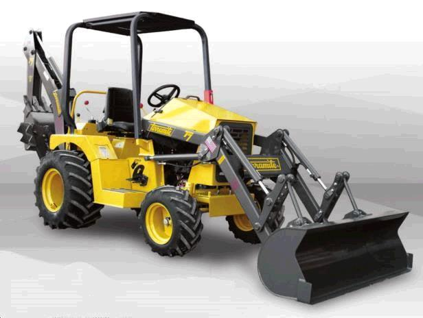 Where to find TRACTOR, TERRAMITE, BACKHOE in Antioch