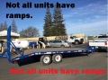 Rental store for TRAILER, DECKOVER, 2 AXLE in Antioch CA
