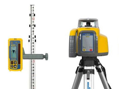 Rent your laser level, lazer, transit, equipment rental, grading tools, survey equipment