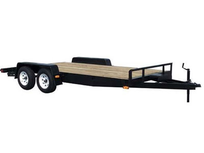 Rent your utility trailer, box trailer, trailer rental, dump trailer